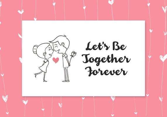 Let's Be Together Forever