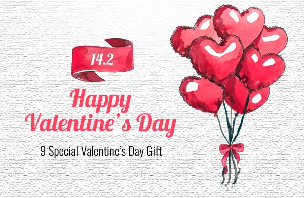 Ur Logo | 14.2 Happy Valentine's Day 9 Special Valentine's Day Gift