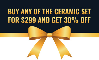 BUY ANY OF THE CERAMIC SET
