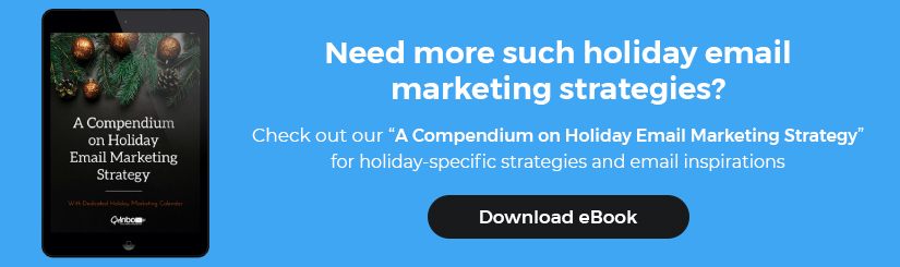 Download Holiday Email Campaign Strategies eBook
